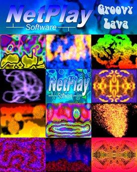Groovy Lava Screensaver Creator
